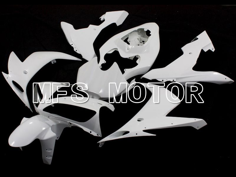 Injection ABS Unpainted Fairing For Yamaha YZF-R1 2004-2006 - Factory Style - White - MFS6419 - shopping and wholesale