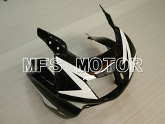 Injection ABS Fairing For Honda CBR600 F3 1997-1998 - Fabriksstil - Sort Hvid - MFS6466 - Shopping og engros