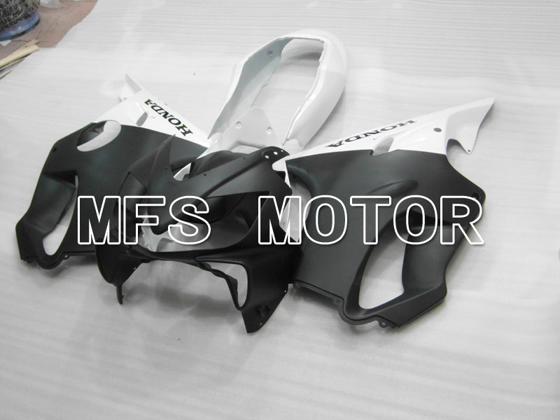 Injection ABS Fairing For Honda CBR600 F4i 2004-2007 - Fabrikkstil - Svart Hvit Matte - MFS6471 - Shopping og engros