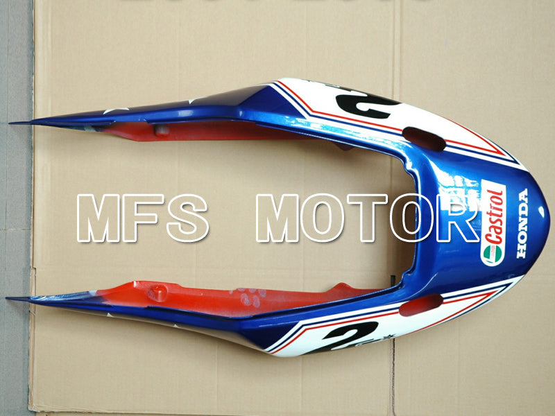 Iniezione ABS Carenatura per Honda CBR600 F4 1999-2000 - Castrol - Blue Red - MFS6492 - shopping e ingrosso