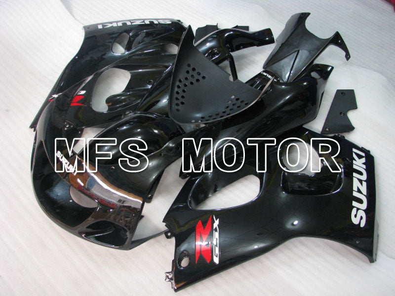 ABS Fairing For Suzuki GSXR750 1996-1999 - Fabriksstil - Sort - MFS6872 - Shopping og engros