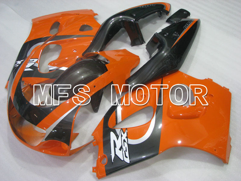 ABS Fairing For Suzuki GSXR750 1996-1999 - Fabriksstil - Grå Orange - MFS6875 - Shopping og engros