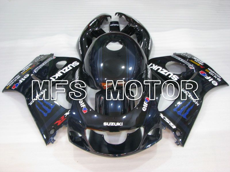 ABS Fairing For Suzuki GSXR750 1996-1999 - Monster - Blå - MFS6884 - Shopping og engros