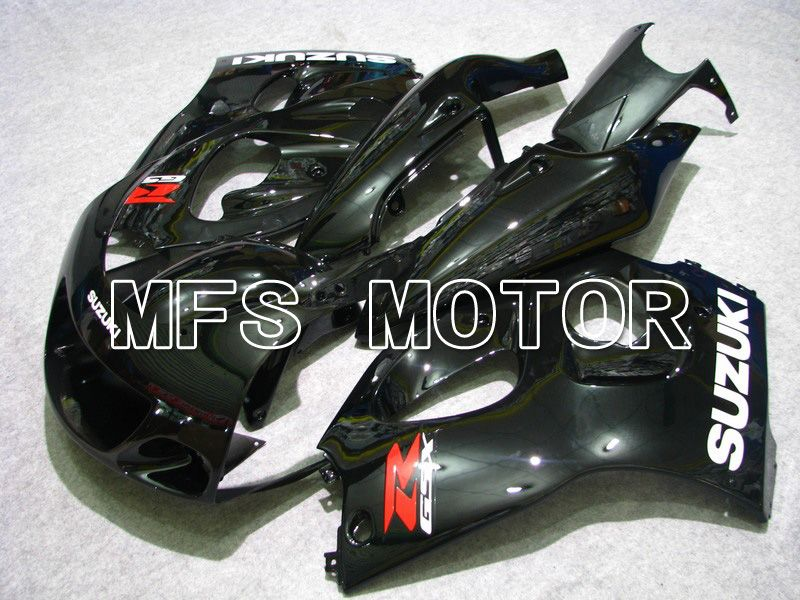 ABS Fairing For Suzuki GSXR750 1996-1999 - Fabriksstil - Sort - MFS6897 - Shopping og engros