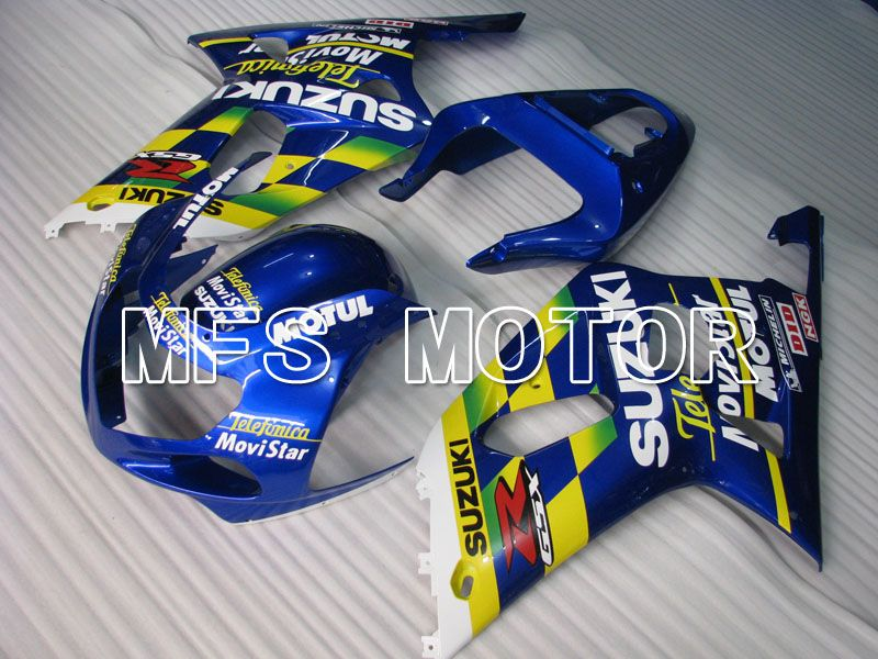 Injection ABS Fairing For Suzuki GSXR750 2000-2003 - Others - Blue - MFS6962 - shopping and wholesale