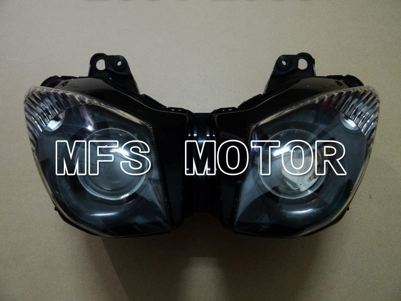 Headlight Lamp Assembly For KAWASAKI ZX-6R 2009-2013 ZX-10R 2008-2010