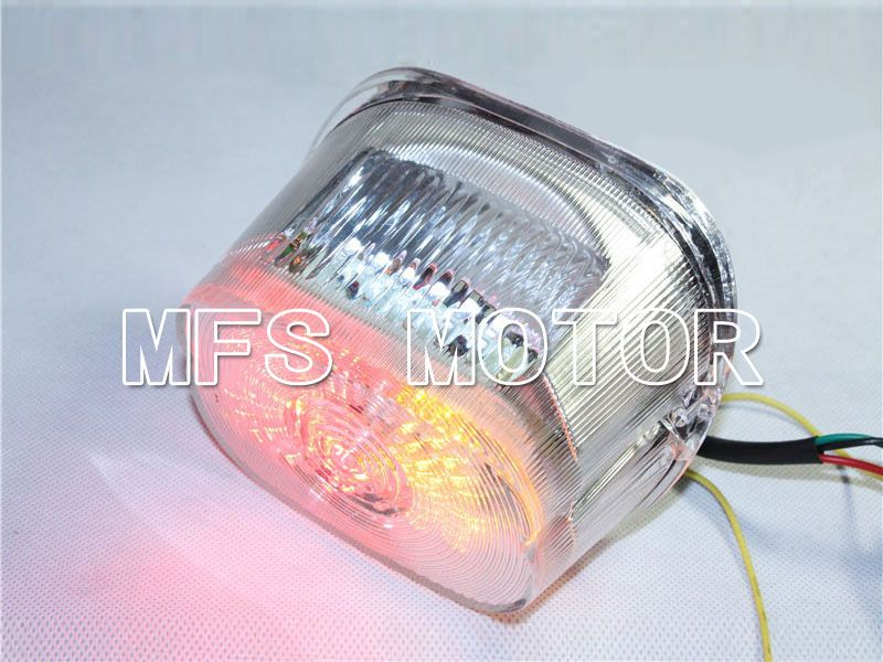 Motorcycle Tail Lights For Harley Davidson FLST FXST 1996-2008 - shopping and wholesale