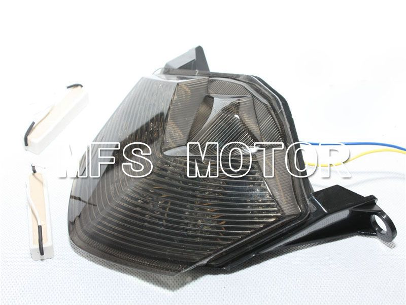 Motorcycle Tail Lights For Kawasaki Ninja ZX-6R 2009-2012 ZX10R 2008-2010 - shopping and wholesale