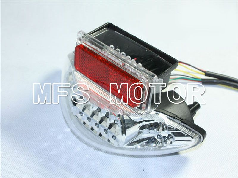 Motorcycle Tail Lights For Suzuki GSXR 600/750 2003-2006 Hayabusa 1999-2007 - shopping and wholesale
