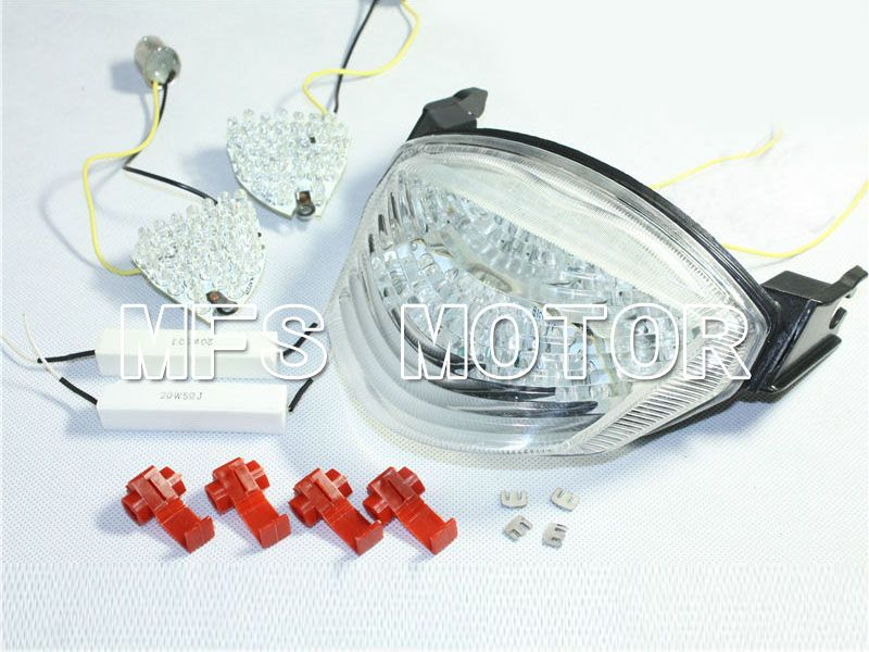 Motorcycle Tail Lights For Suzuki GSXR 1000 2005-2006 - shopping and wholesale