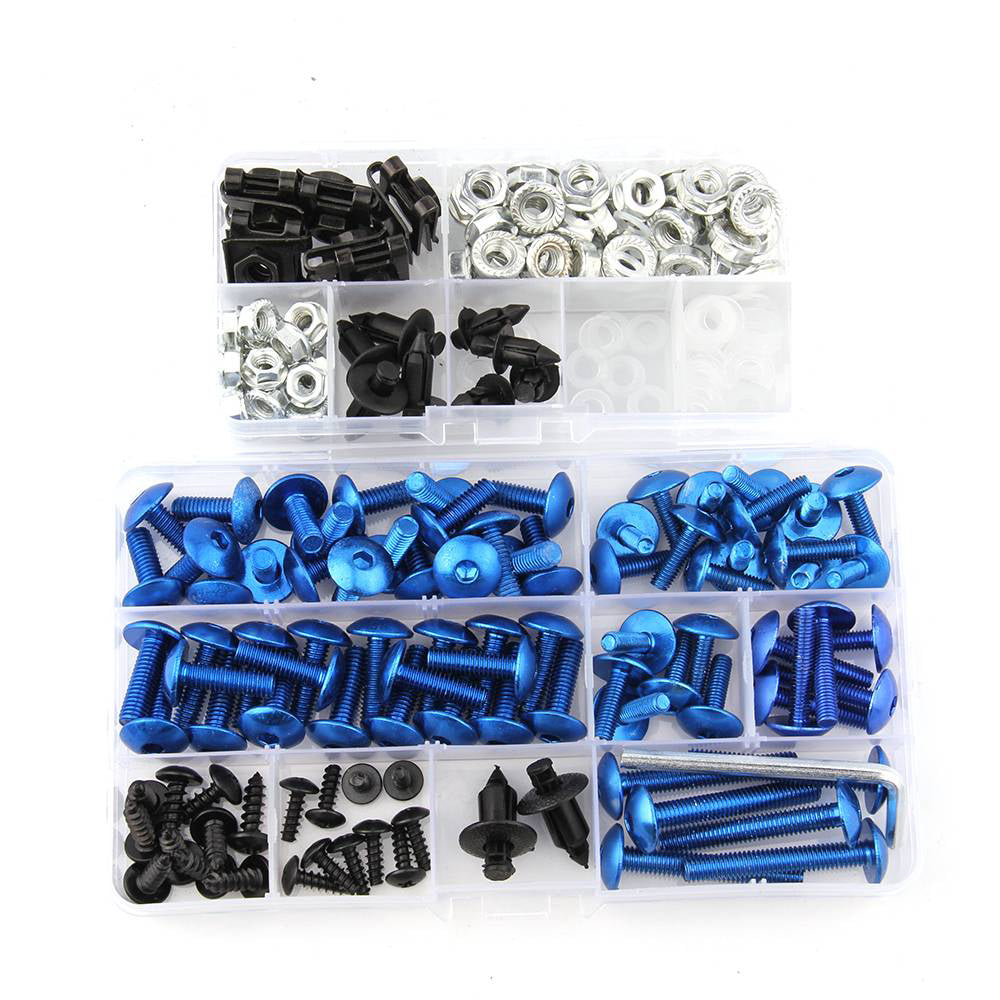 Motorcycle Sportbike Fairing Screw Bolts