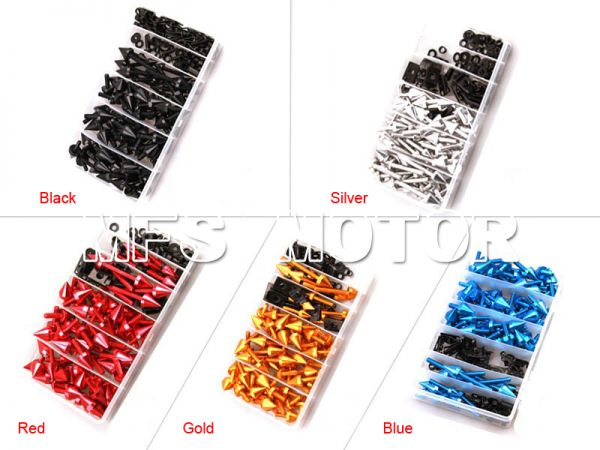 Motorcycle Sportbike Fairing Screw Bolts - shopping and wholesale