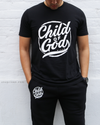 Child of God black tee