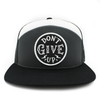 Don't give up trucker hat