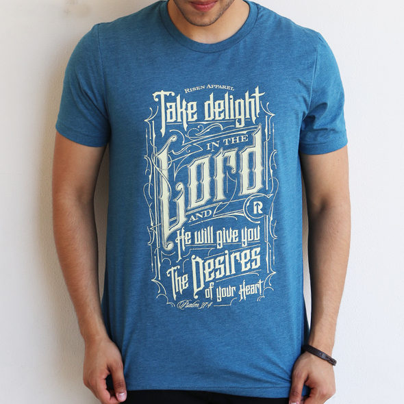 Delight in The Lord Tee