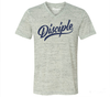 Disciple v neck marble