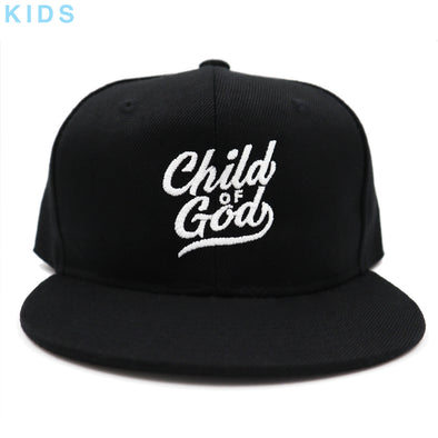 Black KIDS Child of God snapback (Jr.)
