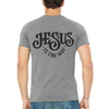front-Jesus-is-the-way-risen-apparel-christian-t-shirt