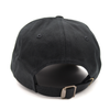 Believer black cap with white logo