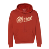blessed red hoodie by risen apparel christian clothing