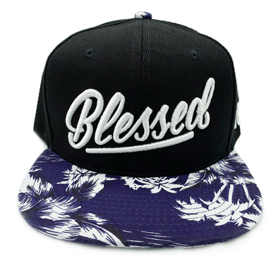 Blessed California Palms Snapback