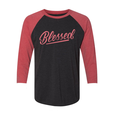 blessed-risen-apparel-christian-clothing-baseball tshirt