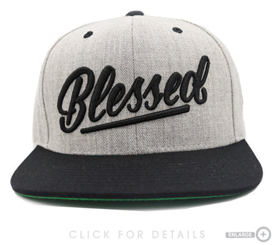blessed gray sanpabck by risen apparel