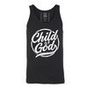 Child of God Unisex Black Tank Top