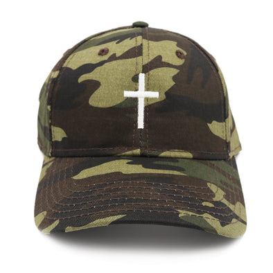New dad cap army cross
