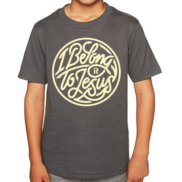 I belong to Jesus kids tee