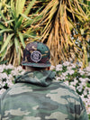 Choose faith over fear camo  army snapback