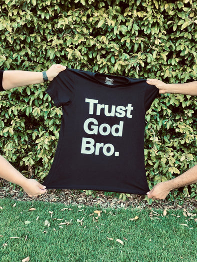 Trust God Bro Black