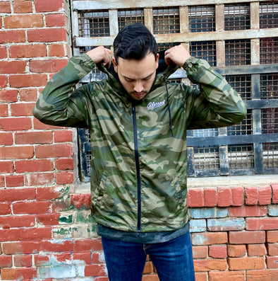 Army Windbreaker