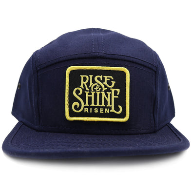 Rise and shine camp cap