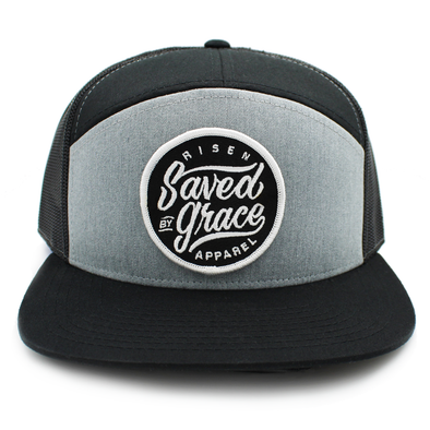 Saved by Grace tucker hat
