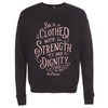 she-is-clothed-with-strength-dignity-risen-apparel-christian-t-shirt-sweater