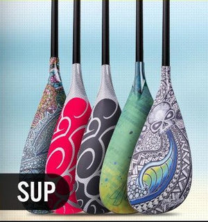 SUP Paddles & Accessories