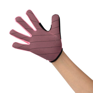 Full finger - Light Pink Paddling Gloves Ideal for Dragon Boat, SUP, OC  and other Watersports