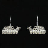 Dragon Boat Drop Earrings
