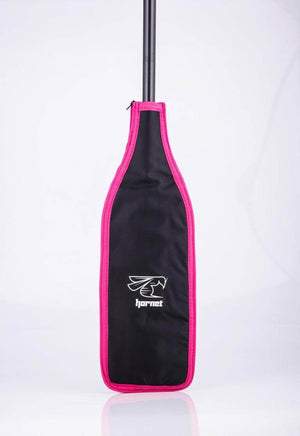 Hornet Paddle Blade Cover (Black/Pink/Silver) - Hornet Europe - 1
