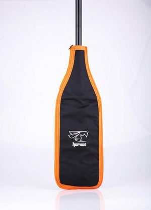 Hornet Paddle Blade Cover (Black/Orange/Silver) - Hornet Europe - 1