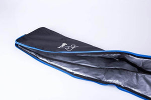 Dragon Boat Double Paddle Bag (Black/Silver/Blue) - Hornet Europe - 10