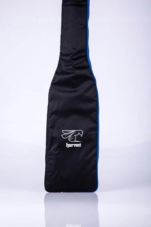 Dragon Boat Double Paddle Bag (Black/Silver/Blue) - Hornet Europe - 2