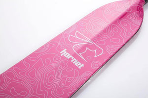 NEW - Pink Haze Hornet STING G19 Boat Paddle IDBF Approved Adjustable and fixed length