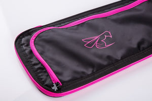 Black/Pink Dragon Boat Paddle Bag
