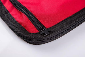 Red And Black Dragon Boat Paddle Bag