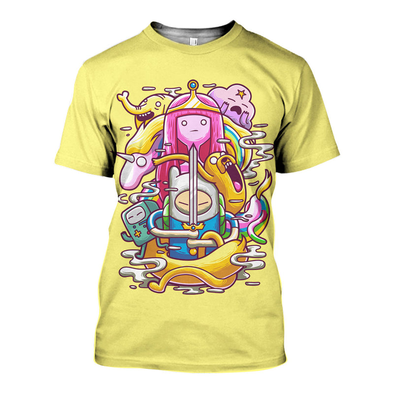 3D Printed Adventure Time Tops DT200907