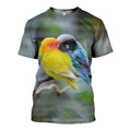 3D printed Budgerigar Clothes DT310702