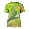 3D printed Budgerigar Clothes DT310703