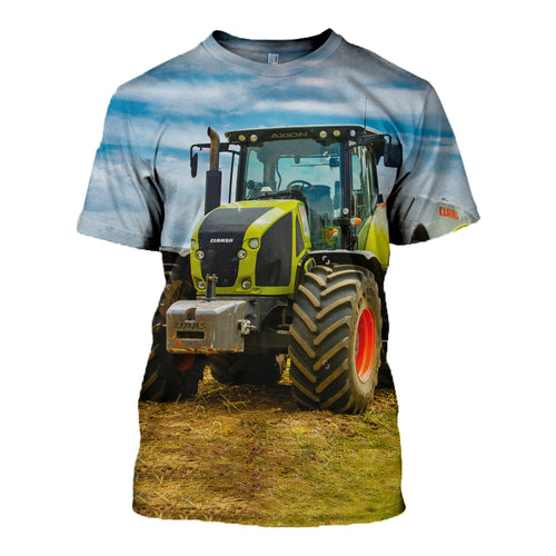 3D printed Claas Tractor Tops DT060704